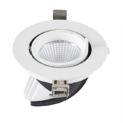 Adjustable 10W Trunk Light cutout 75mm