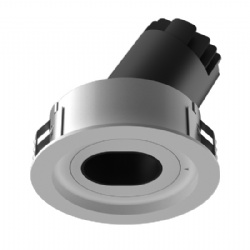 Narrow Bezel Elliptical lens LED Downlight